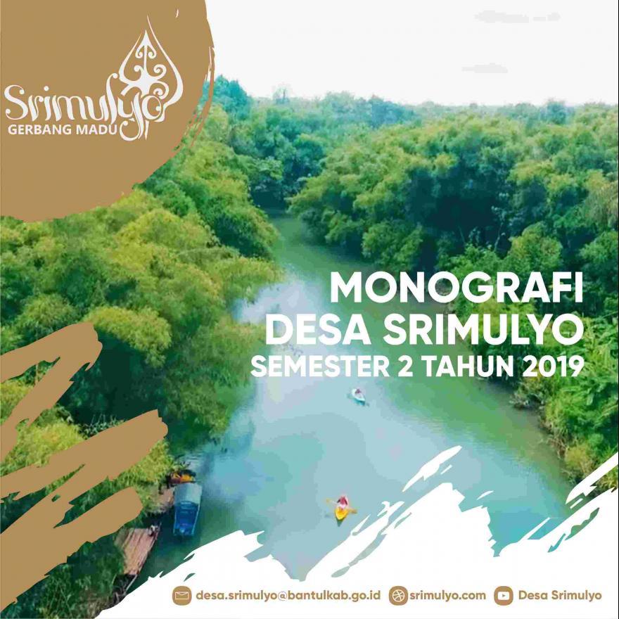Monografi Desa Semester II Tahun 2019